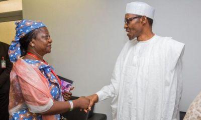 Lauretta Onochie Buhari topnaija.ng