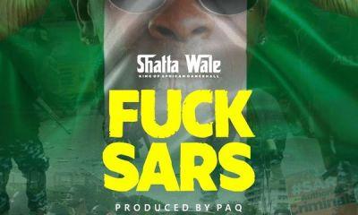 Shatta Wale Fvck Sars