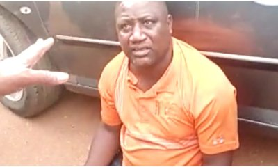 Police arrested Pastor over looted N1.2b medical equipment [VIDEO]TopNaija.ng
