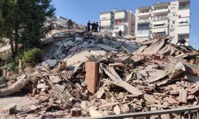 Photo: Earthquake hits Turkey and Greece-TopNaija.ng