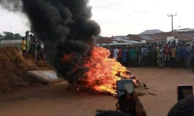 policemen were burnt alive in Ibadan