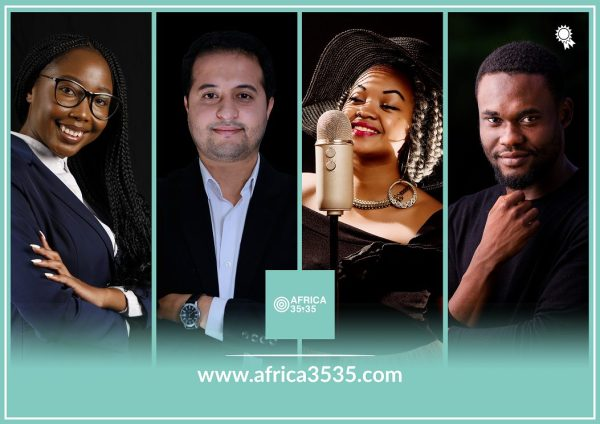 Africa 35.35 most inspiring young people in Africa in 2020