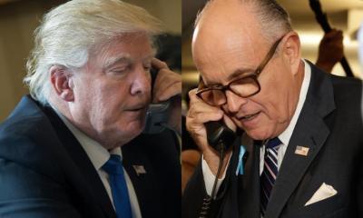 Trump, Rudy Giuliani