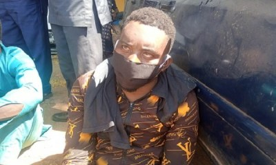 Police arrest Army Corporal for allegedly stabbing his mum-TopNaija.ng