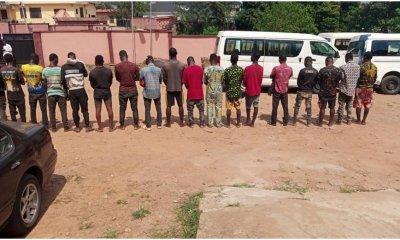 Police apprehended suspected killers of Ondo monarch -TopNaija.ng