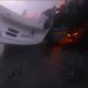 Fuel tanker caught fire on the Magboro Bridge -TopNaija.ng