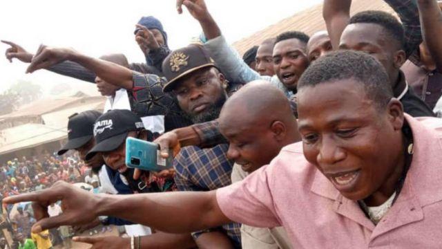 Why I'm mad with killer herdsmen – Sunday Igboho breaks silence