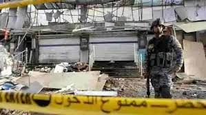 Six killed, over 20 people injured in Iraq suicide bombing -TopNaija.ng