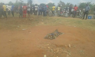 How car with learner sign crushed six children to death in Edo-TopNaija.ng