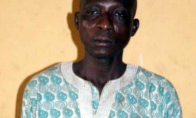 45-year-old man allegedly rapes his 13-year-old daughter-TopNaija.ng