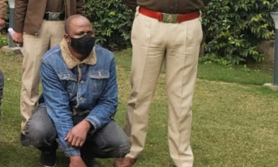 39-year-old Nigerian man arrested in India for duping woman -TopNaija.ng