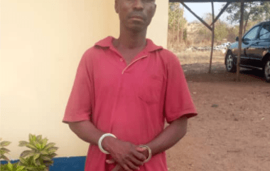 Police arrest man for allegedly beating his relative to death over bush burning in Ogun (photo)-TopNaija.ng