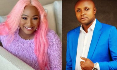Davido's aide Isreal tenders public apology to DJ Cuppy