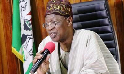Twitter is Nnamdi Kanu's platform to 'destabilise Nigeria', says Lai Mohammed