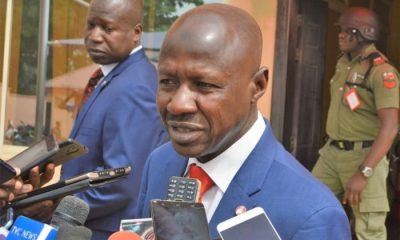 Magu reacts to appointment of Bawa as EFCC boss
