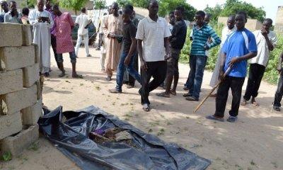 Maiduguri attack blasts boko haram