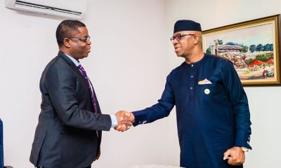 Dapo Abiodun Ogun state and World Bank 1