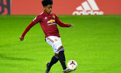 Manchester United coach Neil Wood believes 16-year-old Shola Shoretire is already becoming one of the best players in his Under-23s squad.