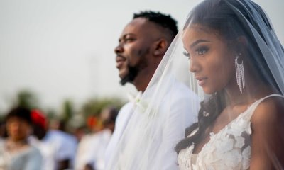 See how Simi reacted to the rumour of her husband cheating on her [PHOTOS]