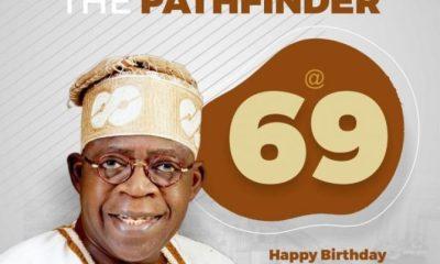 Governor Abiodun celebrates Tinubu @ 69