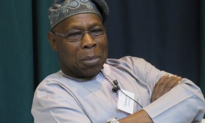 2023 Election: I am done with politics, not forming any party – Obasanjo
