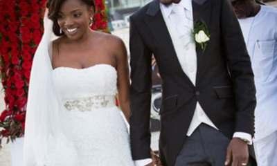 Tuface Annie Idibia wedding