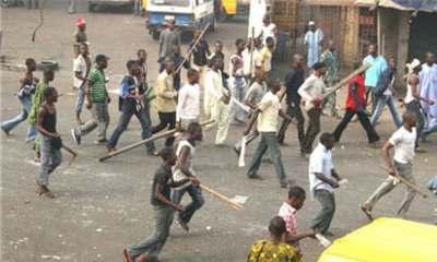 clash thugs NURTW chaos fight cultists hoodlums thugs topnaija.ng 2