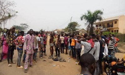 Truck crushed four secondary school students to death in Ibadan-TopNaija.ng