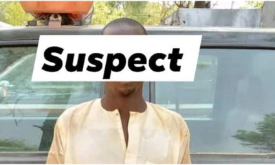Man arrested by NSCDC for allegedly raping minor in Jigawa-TopNaija.ng