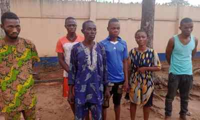 Police arrest father, children for alleged kidnapping in Ogun-TopNaija,ng