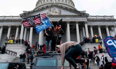 trump rioters at the U.S. Capitol
