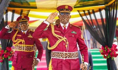 Abiodun launches Ogun Amotekun, Soyinka named Super Marshall [PHOTOS]