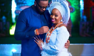 'I love you' - Teddy A gushes over his wife, Bam Bam as she clocks 32 today