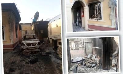 Boko Haram attacks global humanitarian facilities in Damasak