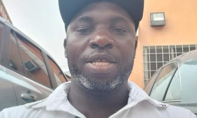 Chairman of Waterways Security in Bayelsa