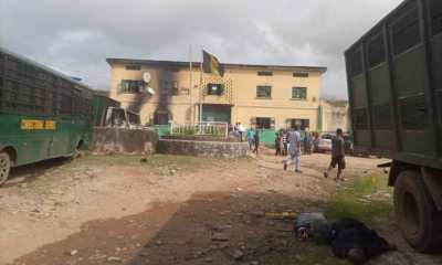 FG releases names, faces of fleeing Imo prison escapees [PHOTOS]