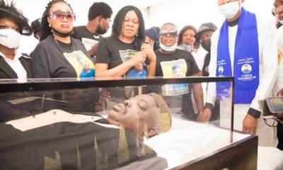 Funeral service for late Yinka Odumakin [PHOTOS]