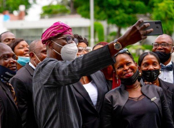 Lagos fully supports financial autonomy for judiciary, says Sanwo-Olu