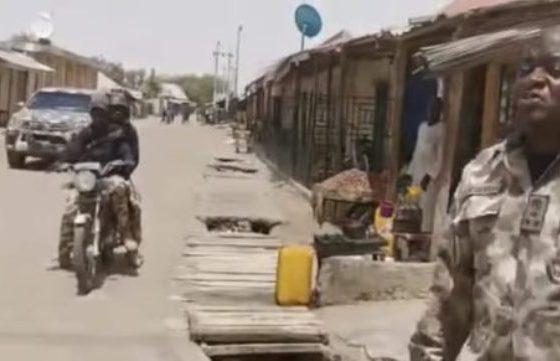 Nigerian troops retake Damasak from Boko Haram [VIDEOS]