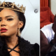 Actress, Iyabo Ojo and Comedian, Princess storm Panti police station to stop the release of Baba Ijesha [VIDEOS]
