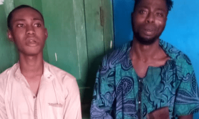 Six suspected cultists arrested by Police in Ikorodu [PHOTOS]-TopNaija.ng