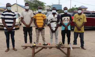 17 cultists arrested by Police in Abuja-TopNaija.ng