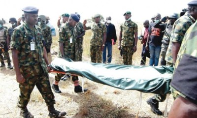 How Nigerian soldier committed suicide in Borno-TopNaija.ng