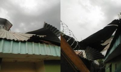 Thursday heavy rainstorm wreaks havoc in Ilorin-TopNaija.ng