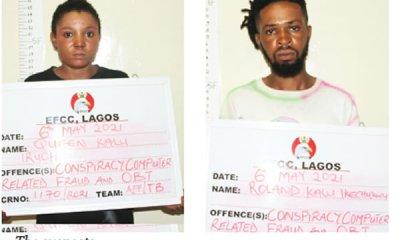 EFCC arrests siblings for internet fraud, love scam
