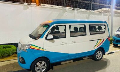 Lagos launches 500 last-mile buses as alternative to okada