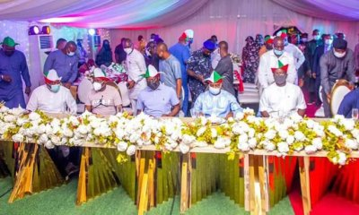 PDP Governors meet today on insecurity, electoral act amendment, others