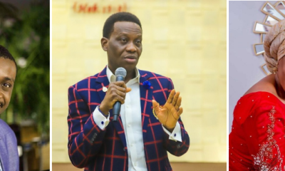 I hoped for a miracle - Tope Alabi, Nathaniel Bassey mourns Dare Adeboye's death