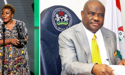 Governor Wike is yet to pay the N10M he promised – Burnaboy's Mum, Bose Ogulu reveals