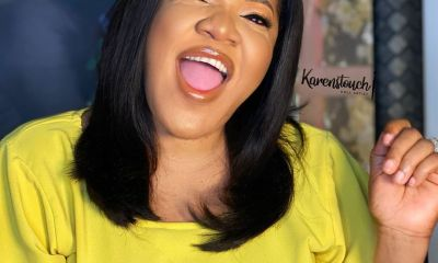 'Stay safe and healthy' – Actress, Toyin Abraham tell fans [VIDEO]